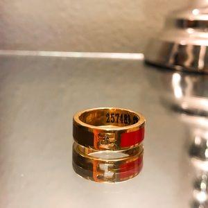 Fendi ring size 8